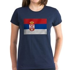 Flag of Serbia Tee