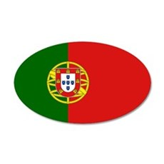 Portuguese Flag Wall Decal