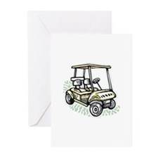 Golf34 Greeting Cards (Pk of 10)