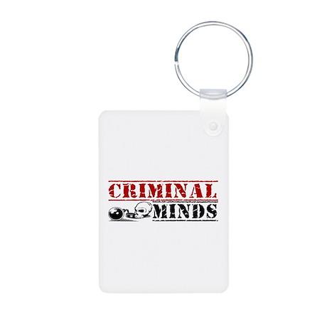 Criminal Minds Aluminum Photo Keychain