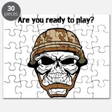 Video Zombie Puzzle