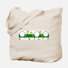 Golf40 Tote Bag