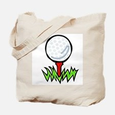 Golf41 Tote Bag