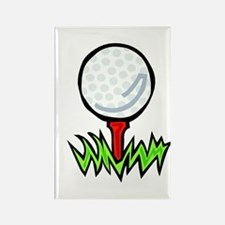 Golf41 Rectangle Magnet