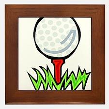 Golf41 Framed Tile