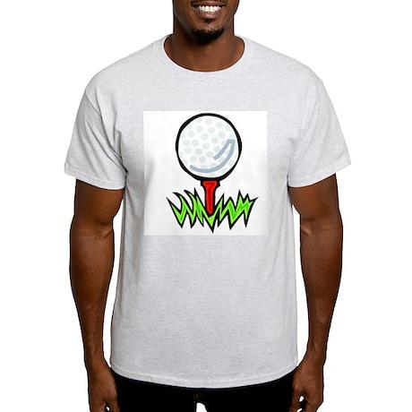 Golf41 Ash Grey T-Shirt