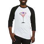 Patriotic Cocktail Baseball Jersey