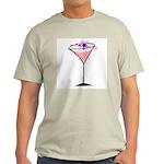Patriotic Cocktail Light T-Shirt