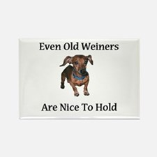 Old Weiners Rectangle Magnet