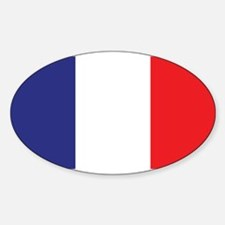 Flag of France Decal