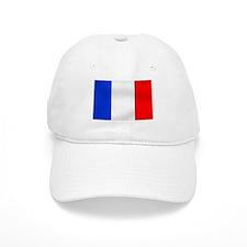 Flag of France Baseball Baseball Cap