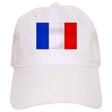 Flag of France Baseball Cap