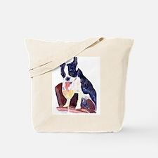 Boston Connoisseur Tote Bag