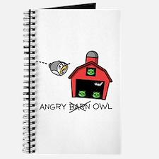 Angry Owl Journal
