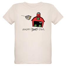 Angry Owl T-Shirt