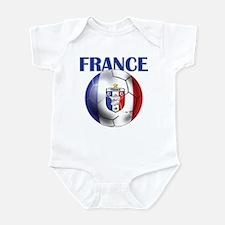 France French Football Infant Bodysuit
