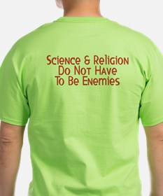 Science & Religion T-Shirt