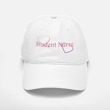 Student Nurse-Hearts Baseball Baseball Cap