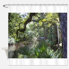 State Park Shower Curtain