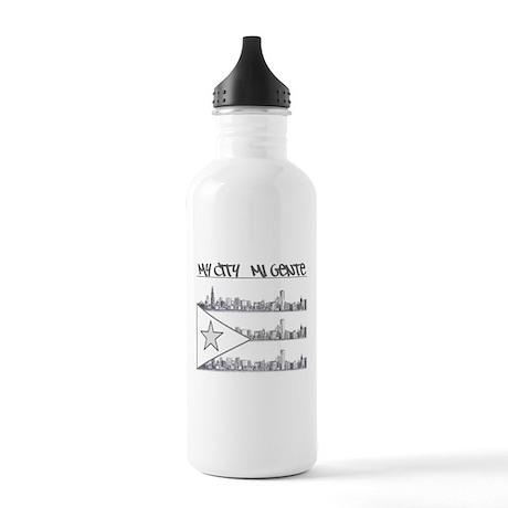 Skyline flag Stainless Water Bottle 1.0L