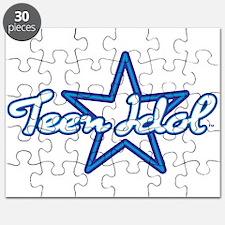Teen Idol Puzzle