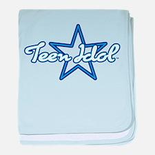 Teen Idol baby blanket
