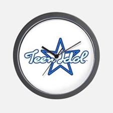 Teen Idol Wall Clock