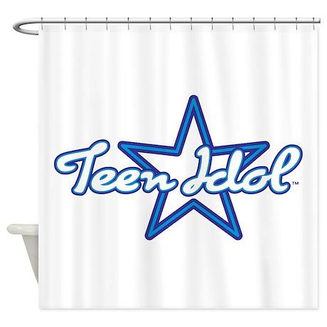 Teen Idol Shower Curtain
