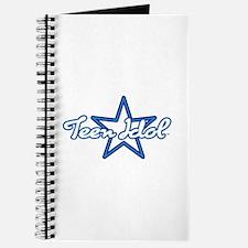 Teen Idol Journal