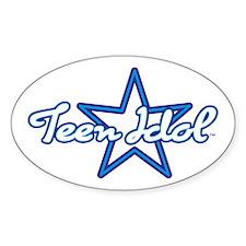 Teen Idol Decal