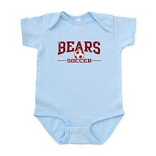 Bears Soccer Infant Bodysuit