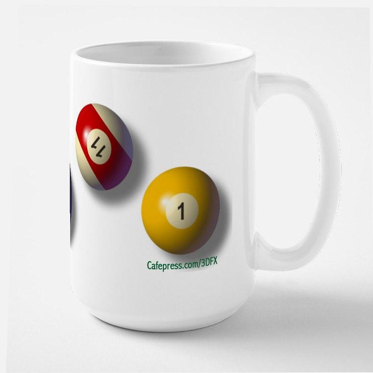 Billiard Balls Mug