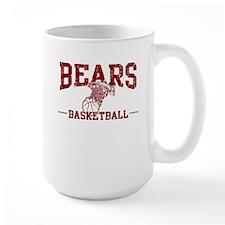 Bears Basketball Mug