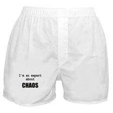 Im an expert about CHAOS Boxer Shorts