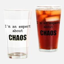 Im an expert about CHAOS Drinking Glass