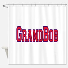 GrandBob Shower Curtain