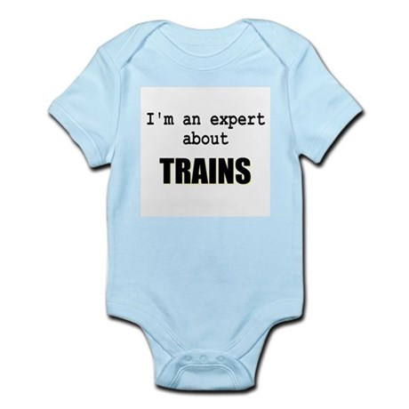 Im an expert about TRAINS Infant Bodysuit