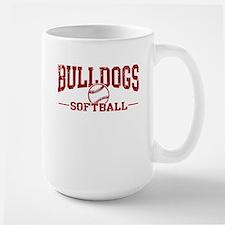 Bulldogs Softball Mug