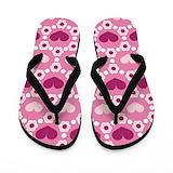 Valentine Flip Flops