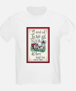 Nubble Lighthouse, York, Maine. T-Shirt