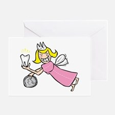 Tooth Fairy Greeting Card