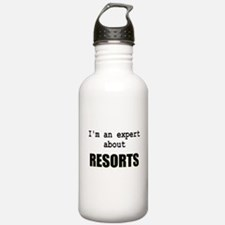 Im an expert about RESORTS Water Bottle
