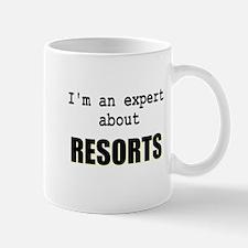 Im an expert about RESORTS Mug