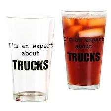 Im an expert about TRUCKS Drinking Glass