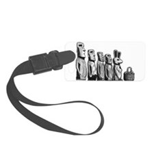 Easter Island Luggage Tag