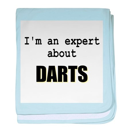Im an expert about DARTS baby blanket