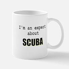 Im an expert about SCUBA Mug