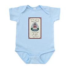New London Ledge Lighthouse Infant Bodysuit