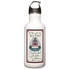 New London Ledge Lighthouse Water Bottle