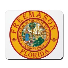 Florida Freemasons Mousepad